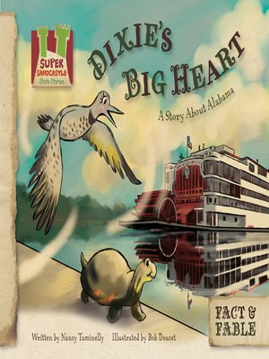 cover image of Dixie's Big Heart